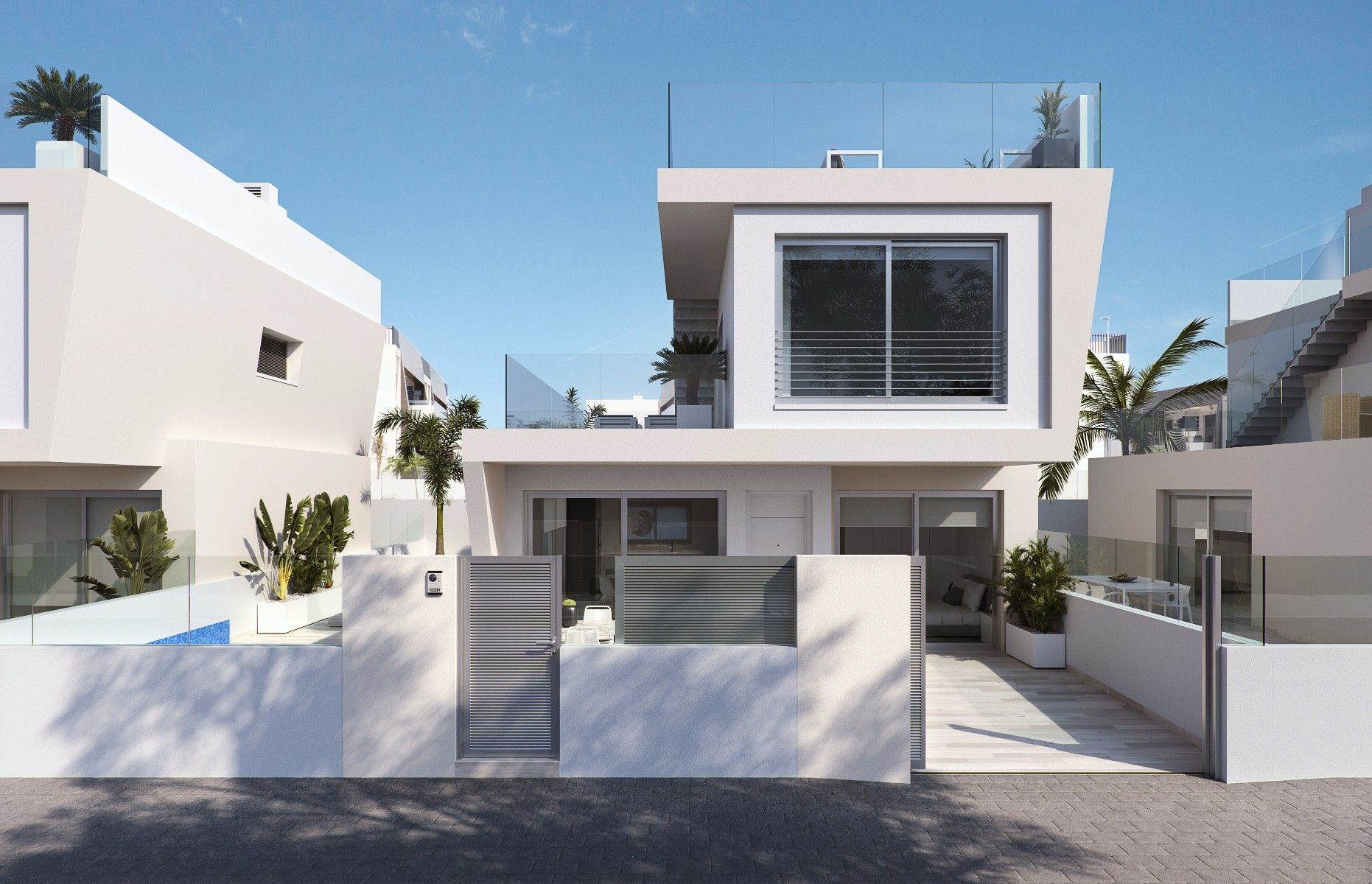 Propery For Sale in Mil Palmeras, Spain image 4