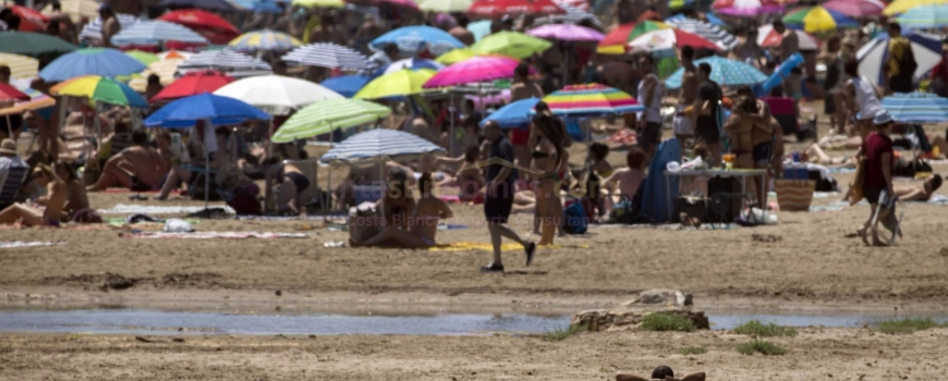 AFTER SUMMER RAINSTORMS, SPAIN SET FOR NEW HEAT WAVE