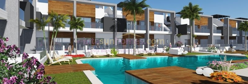 The best New Build Properties in Guardamar del Segura