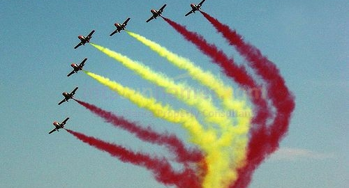 San Javier Air Show 9th/10th June - Not to be Missed!
