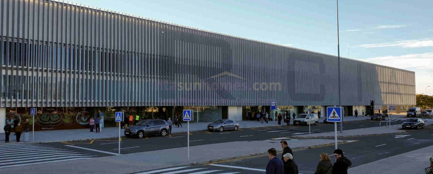 Murcia International Airport in Corvera open and operational!