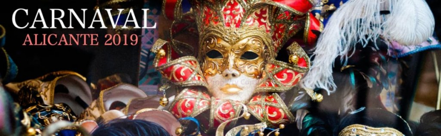 Alicante Carnaval Taking Place This Weekend!