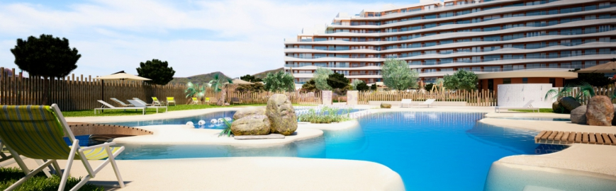Surprise your family or partner with a property for sale in Mar Menor Golf