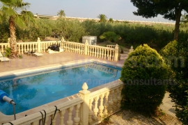 Resale - Detached Villa - Crevillente