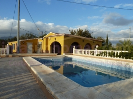 Country Property - Resale - Orihuela - Orihuela - Country