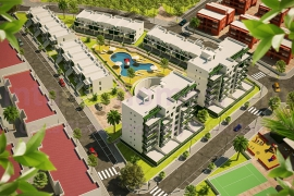 Resale - Apartment - Mil Palmeras