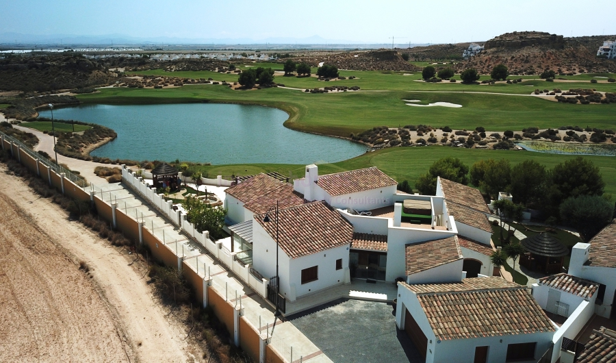Reventa - Detached Villa - El Valle Golf Resort