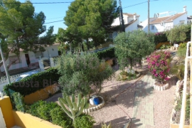 Resale - Detached Villa - Algorfa