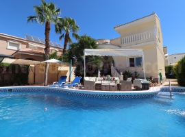 Detached Villa - Resale - Ciudad Quesada - La Fiesta