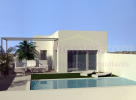 Detached Villa - New build - Quesada - Ciudad Quesada