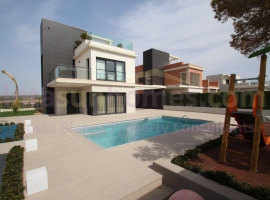 Detached Villa - Obra Nueva - Orihuela Costa - Campoamor