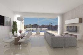 New build - Detached Villa - Torrevieja - La Siesta