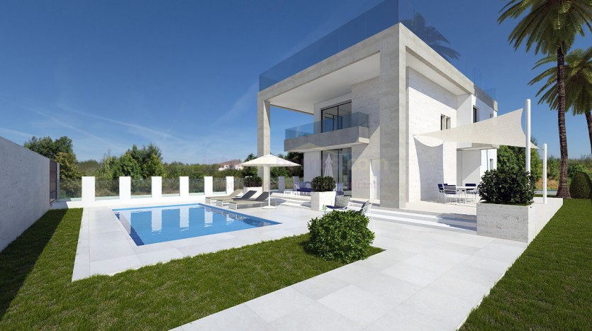 Intasun Elite - Detached Villa - Orihuela Costa - La Zenia