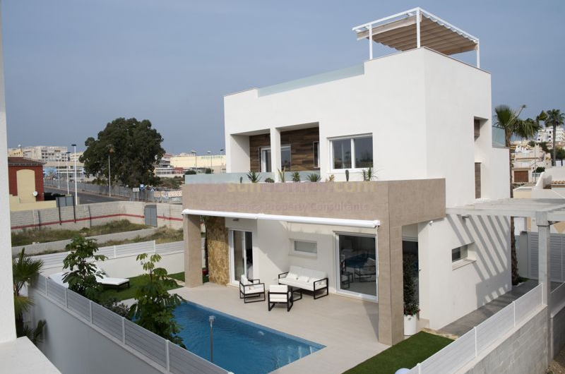 New build - Detached Villa - Torrevieja - Aguas Nuevas