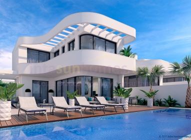 Detached Villa - New build - La Marina - La Marina - Oasis