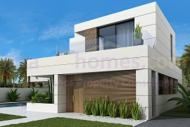 New build - Detached Villa - Ciudad Quesada