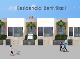 Townhouse - New build - Benijofar - Benijófar