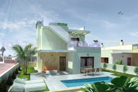 New build - Detached Villa - Ciudad Quesada - Pueblo Bravo