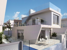 Detached Villa - New build - Mil Palmeras - Mil Palmeras - Town