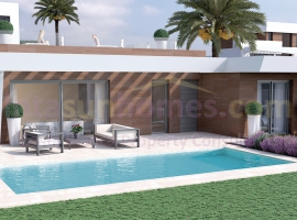 Detached Villa - Obra Nueva - Finestrat - Finestrat - Town