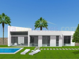 Detached Villa - New build - Daya Nueva - Daya Nueva
