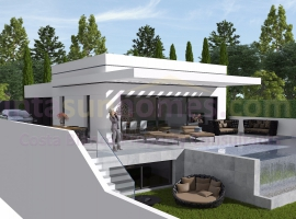 Detached Villa - Intasun Elite - Polop - Polop - Town