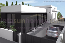 Obra Nueva - Detached Villa -