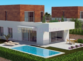 Detached Villa - Intasun Elite - Orihuela Costa - Lomas de Cabo Roig