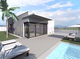 Detached Villa - New build - Quesada - Lo Marabu