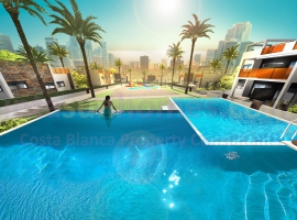 Apartment - New build - Benidorm - Benidorm - Country