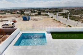 New build - Detached Villa - Quesada - Lo Pepin