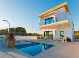 Detached Villa - New build - Pilar de la Horadada - Pilar de La Horadada - Town