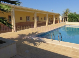 Country Property - Resale - Crevillente - Crevillente - Country