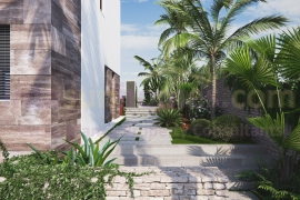 New build - Detached Villa - Cabo de Palos - Town
