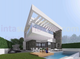 Detached Villa - New build - Ciudad Quesada - Pueblo Lucero