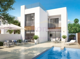 Detached Villa - New build - Benimar - Benimar