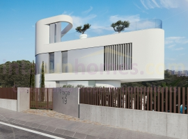 Detached Villa - Intasun Elite - Finestrat - Finestrat - Town