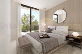 New build - Semi Detached Villa - Finestrat - Finestrat - Town