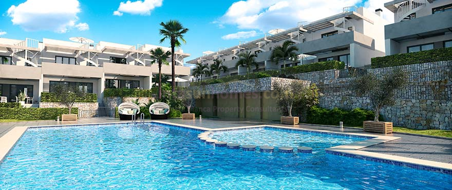 New build - Townhouse - Alicante - Alenda Golf Resort