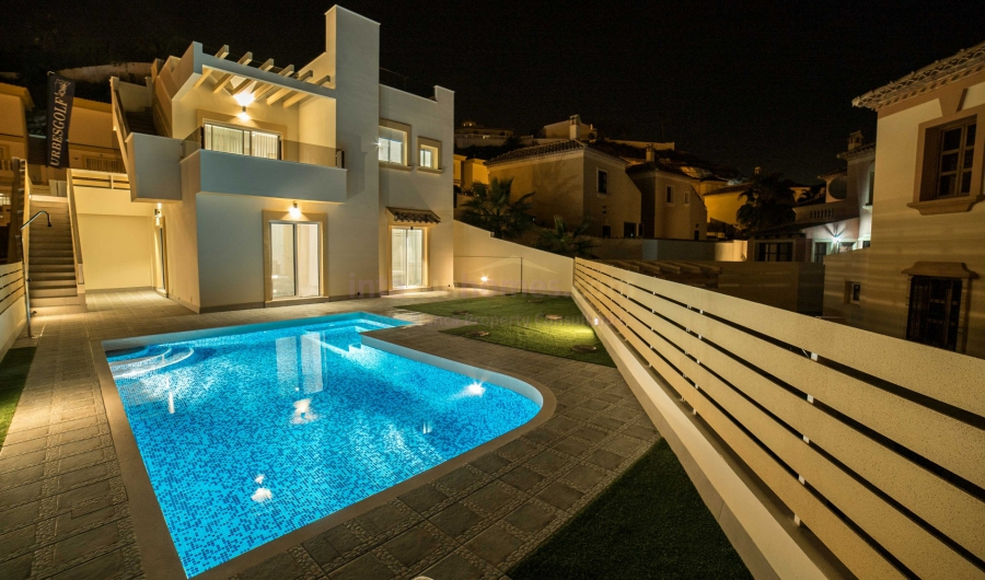 New build - Detached Villa - Quesada - La Marquesa