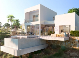 Detached Villa - New build - Orihuela Costa - Las Colinas