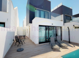 Semi Detached Villa - New build - San Pedro del Pinatar - San Pedro del Pinatar