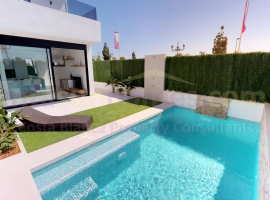 Semi Detached Villa - New build - Los Alcazares - Los Alcazares