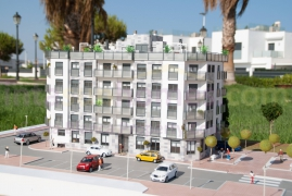 New build - Apartment - San Pedro del Pinatar - Lo Pagan