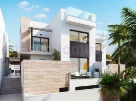 Detached Villa - Obra Nueva - Orihuela Costa - Villamartin