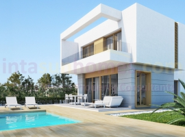 Detached Villa - Obra Nueva - Los Montesinos - Vistabella Golf