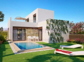 Detached Villa - Obra Nueva - Algorfa - La Finca Golf Resort
