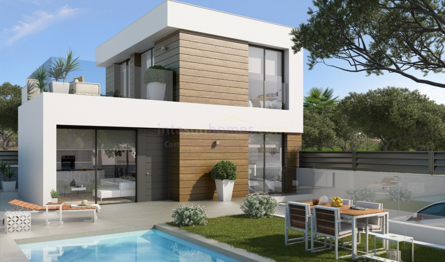 New build - Detached Villa - El Campello - El Campello - Els Banyets Urbanisation
