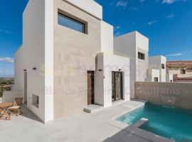 Detached Villa - New build - Quesada - Pueblo Lucero