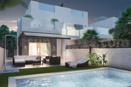 New build - Detached Villa - Ciudad Quesada - Lo Marabu